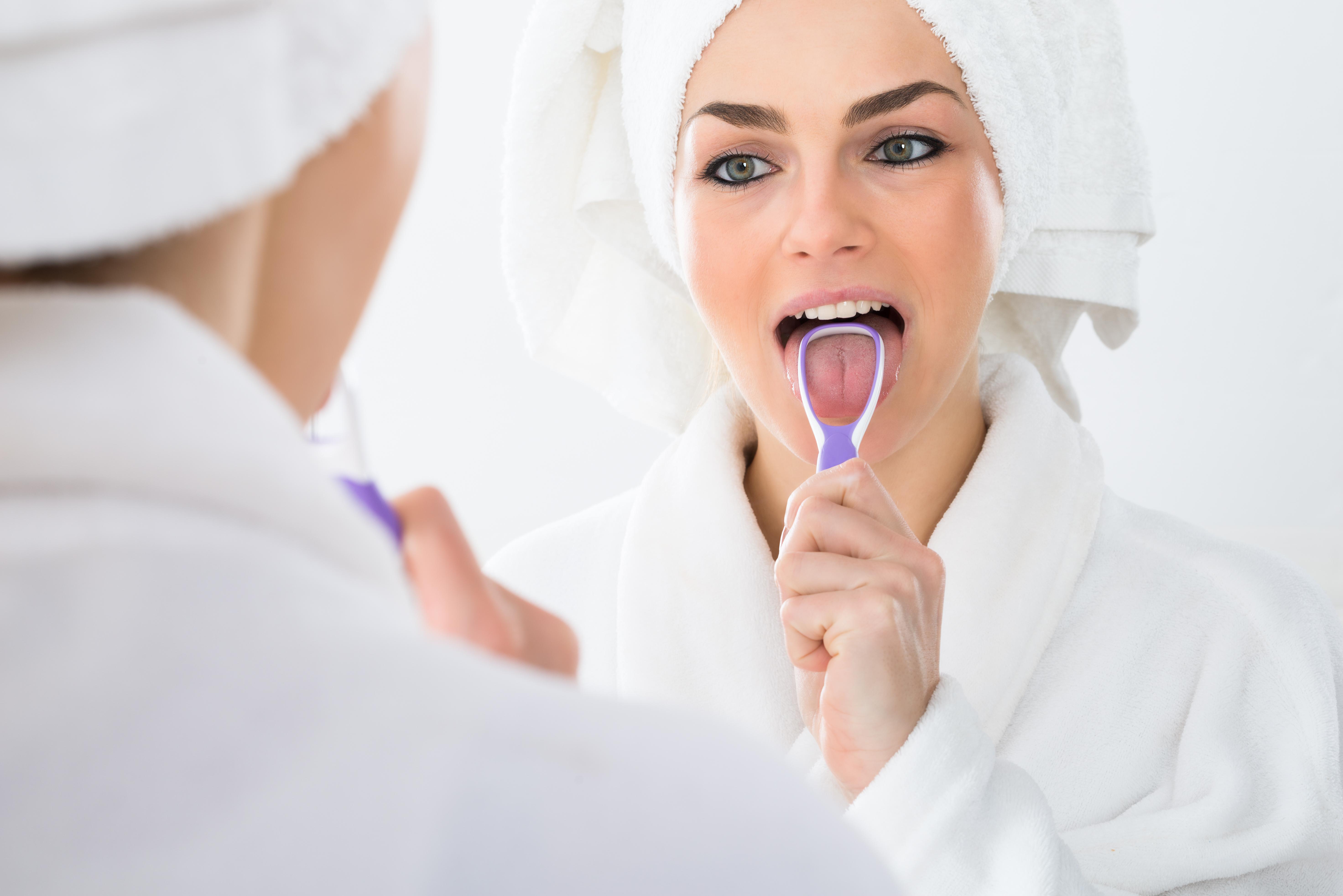Dentist in Cambridge, MA | Should I Be Using a Tongue Scraper?